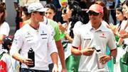 F1: ¿Sale Schumi, entra Hamilton?