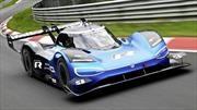Volkswagen ID.R es el mejor carro de carreras eléctrico de 2019