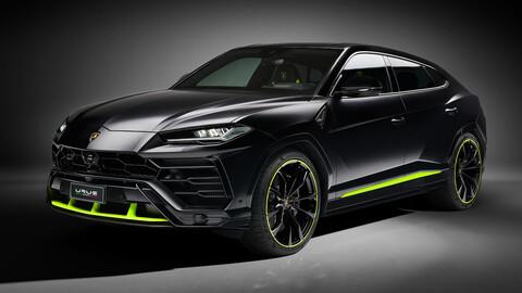 Lamborghini Urus Graphite Capsule, la manera singular de personalizar esta SUV superdeportiva