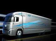 Hyundai Fuel Cell Electric Truck, movilidad a base de hidrógeno