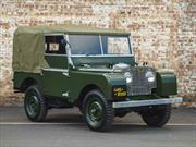 Land Rover restaura 25 unidades del Serie 1