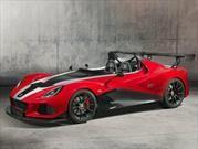 Lotus 3-Eleven 430, velocidad sin igual
