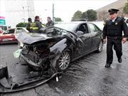 Se presenta el diagnóstico general sobre la causalidad de los accidentes en México