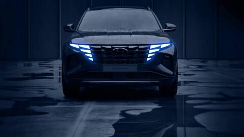 Hyundai Tucson 2021: revelan primeras imágenes
