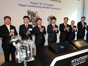 Hyundai anuncia su nueva estrategia de motores eficientes