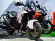 Las nuevas KTM Adventure 1190 y Super Adventure 1290 aterrizan en Expo Motos 2016