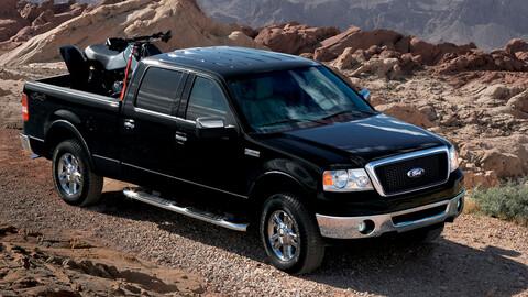La Ford Serie F es el vehículo más robado de Estados Unidos