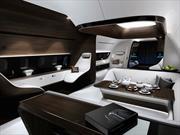 Mercedes-Benz y Lufthansa se juntan para diseñar cabinas de jets privados