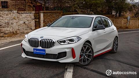 "Test Drive BMW 128Ti 2021, el entretenido ""GTI"" bávaro"