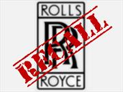 Rolls-Royce llama a un recall en Estados Unidos