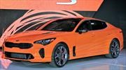 KIA Stinger GTS 2020, la cara más radical y deportiva
