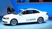 Volkswagen Jetta VI Híbrido se devela en el Salón de Detroit 2012