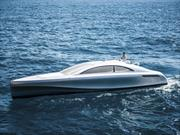 Arrow460-GranTurismo es el yate de Mercedes-Benz