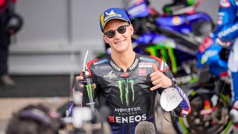 MotoGP 2021: Quartararo es el gran candidato
