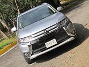 Mitsubishi Outlander 2017 ¿el mejor valor por tu dinero?