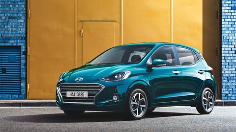 Hyundai Grand i10 2021 en Chile: precio, versiones y equipamiento