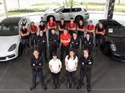 Porsche Pit Lane Service en Chile, mantenciones tan rápidas como en la pista