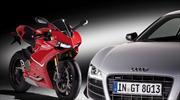 AUDI AG compra Ducati