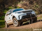 Land Rover Discovery suma versión de entrada con motor de 2 litros