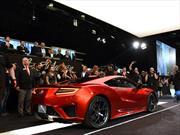 Subastan el primer Honda NSX de nueva generación