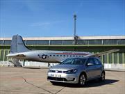 Manejamos en Berlín el VW e-Golf