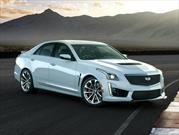 Cadillac CTS-V Glaciar Metallic Edition 2018, limitado a 115 unidades
