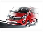 Presentan boceto de la nueva Opel Vivaro