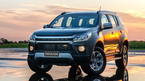 Llega a Colombia la nueva Chevrolet Trailblazer 2022