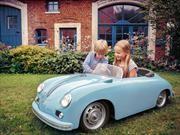Los pequeños Porsche de un artista alemán