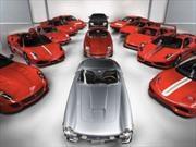 Impresionante recaudación a cambio de 13 Ferrari clásicas