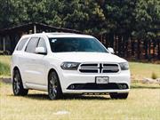 Manejamos la Dodge Durango RT 2014