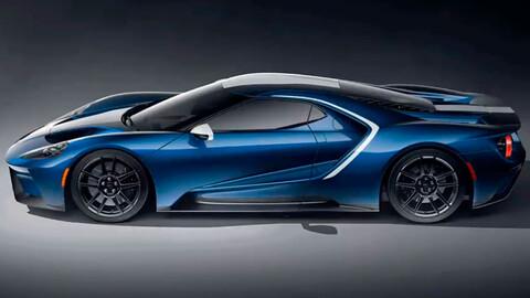 Ford GT 2021,  el espectacular superdeportivo se renueva