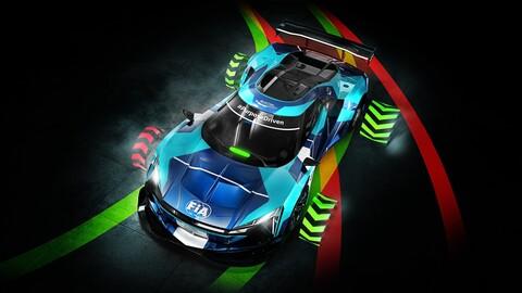 Crean nueva categoría de autos GT totalmente eléctricos