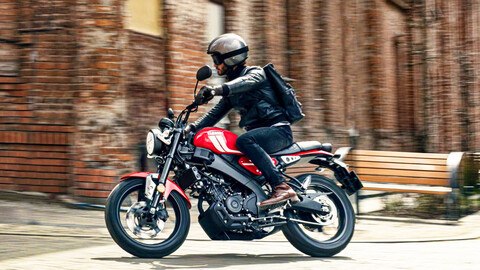 Yamaha XSR 125: la pequeña de la familia Sport Heritage
