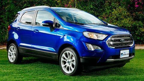 Ford Ecosport ¿la pionera de las SUV pequeñas sigue siendo una buena compra? Si, no y por qué