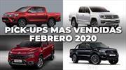 Top 10: Las pick-ups más vendidas de Argentina en febrero de 2020