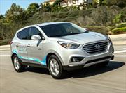 Hyundai Tucson Fuel Cell llegó al millón de millas recorridas