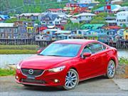 All New Mazda6 es uno de los automóviles más seguros del mundo
