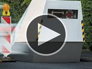Video: imposible escapar a esta cámara de control de velocidad