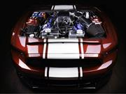 Shelby Mustang GT500 Super Snake por Vilner, un muscle car especial