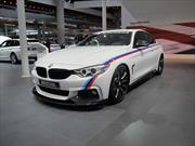 BMW Serie 4 M Performance Parts debuta