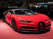 Bugatti Chiron Sport, no es cuestión de potencia