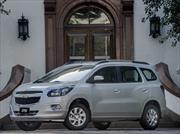 Chevrolet Spin 2017: siete plazas desde $10.990.000