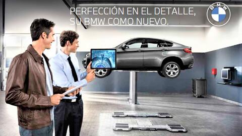 Llega al país BMW Smart Repair
