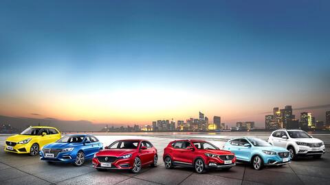 MG Chile es premiado por segunda vez como el mejor distribuidor de la región