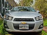 Chevrolet Sonic 2012 prueba exlusiva