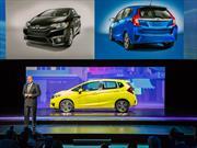 Honda Fit 2015 se presenta