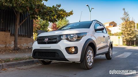 Fiat Mobi 2020 comienza sus andanzas en territorio nacional