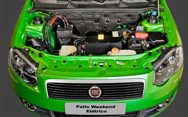 Fiat Palio Weekend: un auto eléctrico Latinoamericano