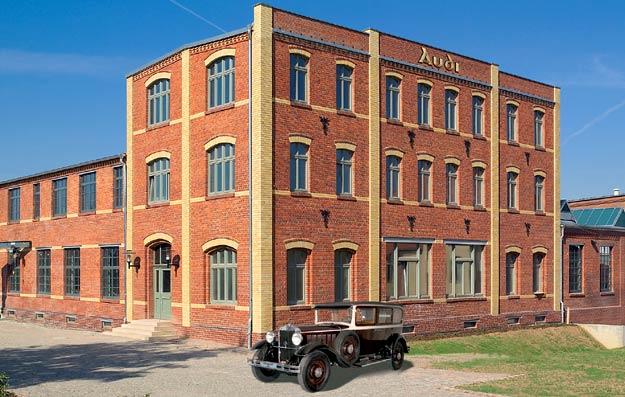Museo August Horch en Alemania, la historia de Audi